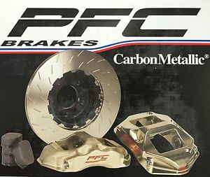 Pfc Performance Friction 0738 08 16 44 08 Compound Porsche Rear Boxsters Caymans