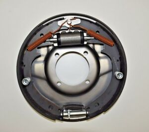 Lincoln Front Backing Plate Assembly Ford Hydraulic Juice Brakes