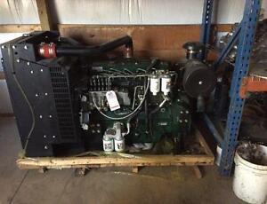 Lister Petter Gwta6 Intercooled Turbo Direct Injection Engine