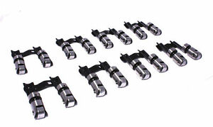 Comp Cams 866 16 Bbc Endure X Solid Roller Lifters