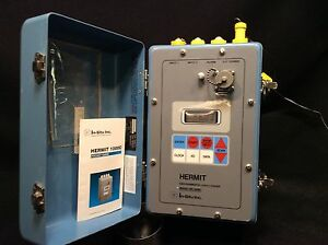 In situ Hermit 1000 Environmental Data Logger Tested Working W Power Cable