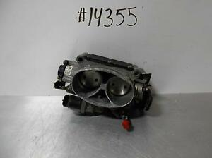 Chevrolet Corvette Throttle Body Throttle Valve Assembly Lt 4 96