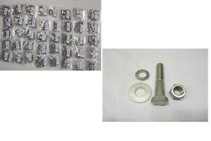 1255 Piece Stainless Steel Bolts Nut Washer Assortment With 40 Hole Bolt Bin
