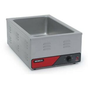 Nemco 6055a Food Soup Warmer Full Size