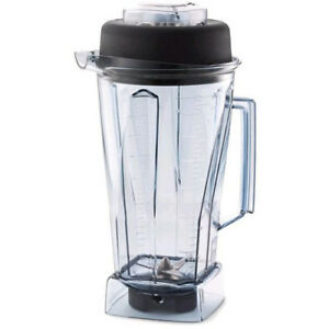 Vita mix Replacement Container With Wet Blade For Vita mix 64 oz Blender 1005