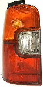 Toyota Corolla Estate E10 1992 1997 Rear Tail Left Signal Lights Lamp Lh