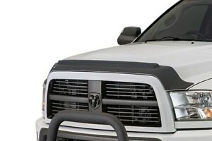 Avs 436004 Aeroskin Ii Hood Shield Bug Deflector 2009 2018 Dodge Ram 1500 Black