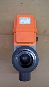 George Fisher Electric Actuated 2 Cart Valve 199 115 588