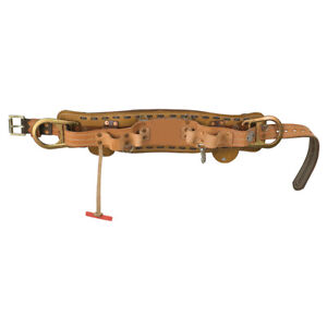 Klein Tools 5278n 19d Deluxe Full floating Lineman s Body Belt