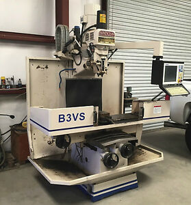 Birmingham 3 axis Cnc Bed Mill Centroid M400 Cnc Milling Machine