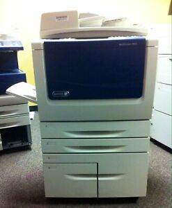 Xerox Workcentre 5875 Printer 70k Copies