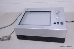 Coulter Plotter Automatic Particle Size Distribution Analyzer Model J