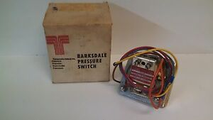 Guaranteed Good Used Barksdale Pressure Switch D2s h18