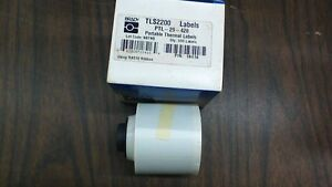 Brady Tls2200 Labels Ptl 29 428 3e