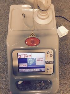 Used Dental Co2 Laser deka