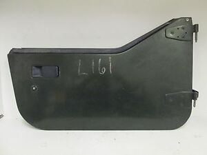 1995 Jeep Wrangler Door Passenger Right Front Has Dents L161 R318