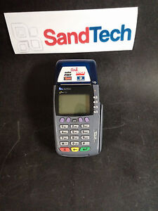 Verifone Omni 3750 Credit Card Terminal And Printer