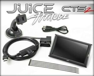 Edge Juice Attitude W Cts 2 Monitor For 2013 2016 Dodge Cummins 5 9l 31507