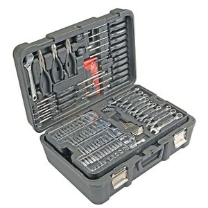 New 301 Piece Mechanic S Tool Set Kit Shop Garage Repair Lifetime Warranty