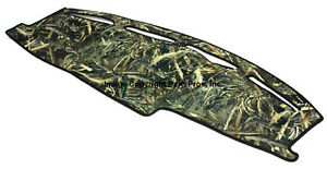 New Realtree Max 5 Camo Camouflage Dash Mat Cover 05 07 Ford Super Duty