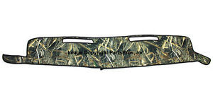 New Realtree Max 5 Camo Camouflage Dash Mat Cover For 1981 87 Chevy Truck