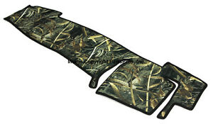New Realtree Max 5 Camo Camouflage Dash Mat Cover For 1998 04 Tacoma Truck