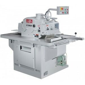 new Cantek C12rsh Single Blade Rip Saw sale