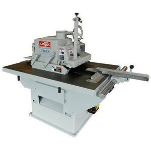 new Cantek C10rs Single Blade Rip Saw sale