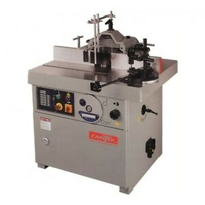 new Cantek Ss512cb 7 5 Hp Spindle Shaper sale