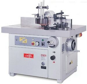new Cantek Ss512tb 7 5hp Tilting Spindle Shaper sale