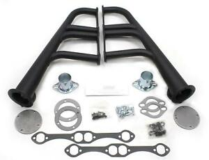 Patriot Lakester Street Rod Headers Mid Length Natural 1 5 8 Primaries H8040