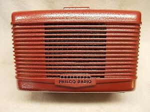 Vintage Car Radio With Modern Stereo