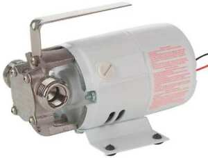 Utility Pump stainless Steel 115 V Little Giant 360s