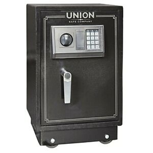 New 1 51 Cubic Foot Steel Safe Guns Jewelry Valuables Digital Keypad Heavy Steel