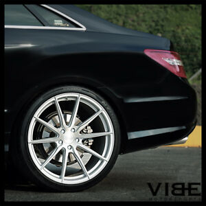 19 Vertini Rf1 1 Forged Concave Wheels Rims Fits Mercedes W215 Cl500 Cl55 Cl65