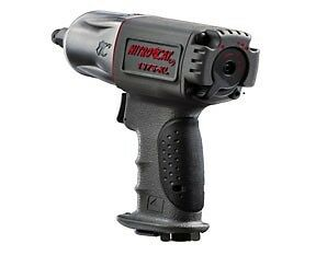 Aircat 1375xl Nitrocat 1 2 In Mini Xtreme Torque Composite Air Impact Wrench