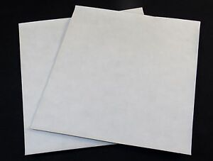 2 Magnetic Adhesive Sheets 10 x12 Arts Crafts Decorating Class Projects