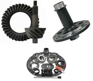 1973 1988 Gm 10 5 Chevy 14 bolt 5 13 Ring And Pinion Spool Install Gear Pkg
