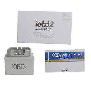 Xtool Iobd2 Mfi Bluetooth Obd2 Code Scanner Scan Tool Apple Ios Iphone