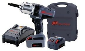 Ingersoll Rand 20v 3 0 Ah Cordless Lithium ion 1 2 In high Torque Extended Anvil