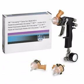3m 16577 Accuspray Spray Gun Model Hg14 Kit 1 4 Mm