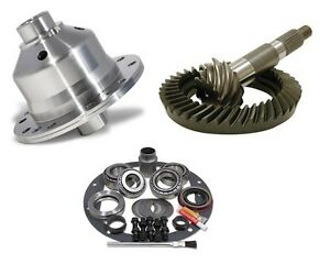 Toyota 8 4cyl Yukon Grizzly Locker 4 88 Ring And Pinion Gear Package