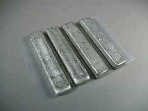 Solder Bar Lot Of 3 5 Lb