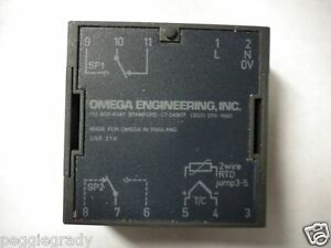 Omega Engineering 098 21a 094060 2 Wire Rtd Jump 3 5