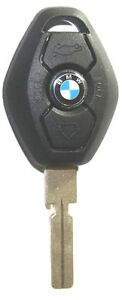 New Replacement Uncut Keyless Entry Remote Key Car Fob Clicker For Bmw Lx8fzv