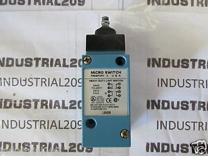 Honeywell Micro Switch Limit Switch Lsv2b New