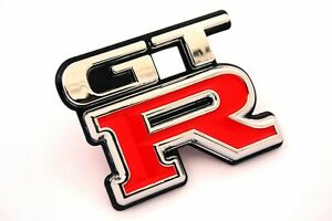 Badge Emblem Fit For Nissan Skyline Gtr R32 R33 R34 R35 Gt R Rb26