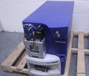Waters Micromass Quattro Micro Api Mass Spectrometer Esci Multi mode Ionization