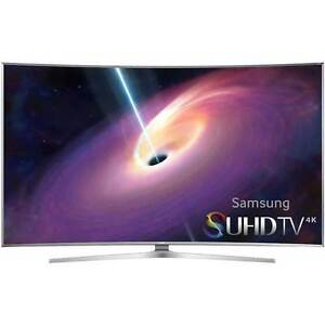 Samsung UN55JS9000 - Curved 55-Inch 2160p 3D Smart 4K SUHD LED TV