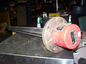 Wiegand 32 1 2 Long Heating Element Immersion Heater 240 Volt 6 Kw Tmi3065